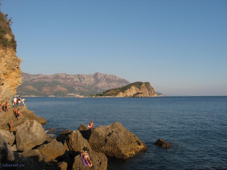 Фотография: Вид с Могрена на о.Св.Николая, пользователя: ЮЖная