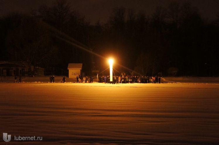 Фотография: Крещение на Наташинских прудах, пользователя: zvezdochet