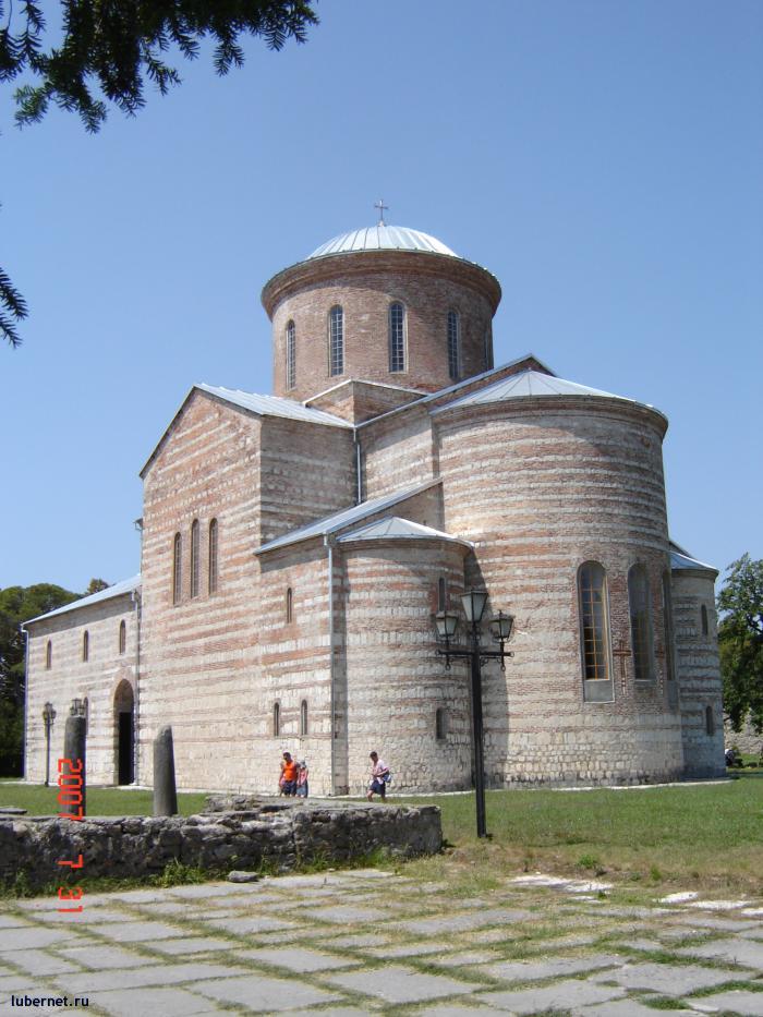 Фотография: Храм в Абхазии, пользователя: Alёнka