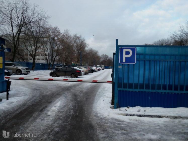 Фотография: парковка-1, пользователя: Martin