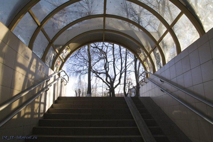 Фотография: подземный переход на п. Калинина, пользователя: Nd_18