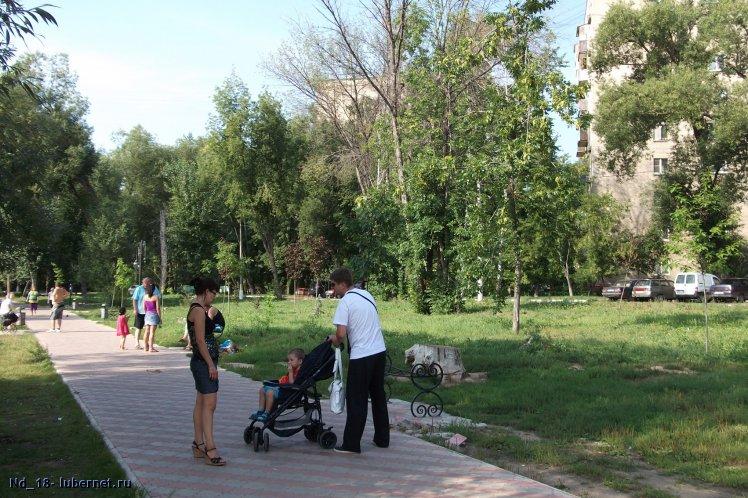 Фотография: Сквер на Шевлякова, парк, август 2011, пользователя: Nd_18