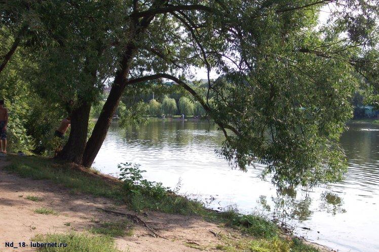 Фотография: Наташинские пруды, сквер им Михайлова, 08 2011, пользователя: Nd_18