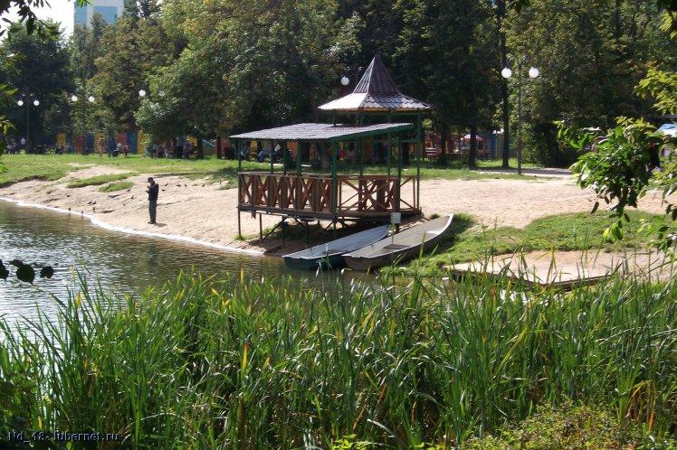 Фотография: пруд Наташинский, погода шепчет, пользователя: Nd_18