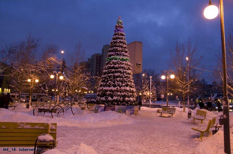 Фотография: Новогодняя обстановка, пользователя: Nd_18