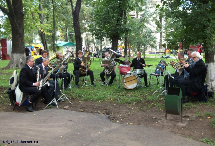 Фотография: духовой оркестр, пользователя: Nd_18