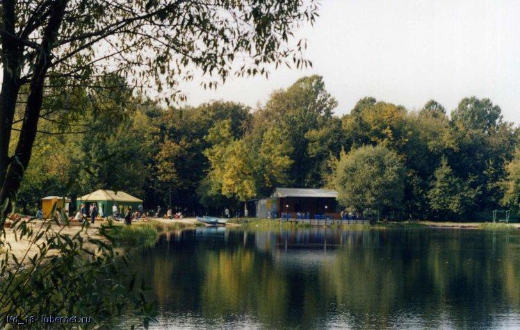 Фотография: Наташинск. пруд, сентябрь 2004, пользователя: Nd_18