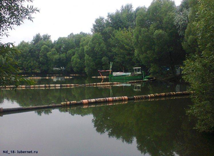 Фотография: очистной агрегат для Наташинских прудов.jpg, пользователя: Nd_18