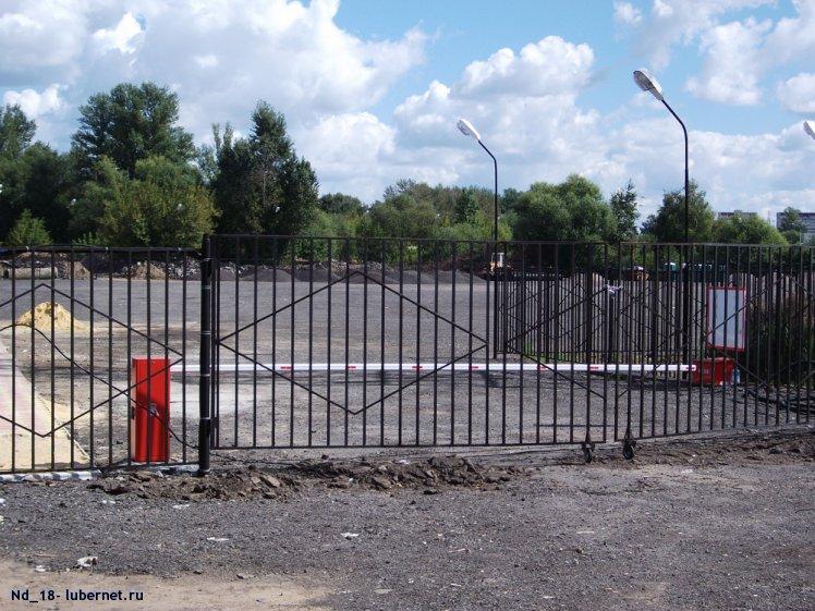 Фотография: новая стоянка для фур на Новорязанке 2, пользователя: Nd_18