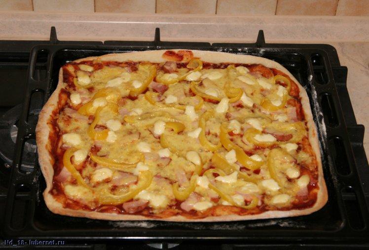 Фотография: пицца.jpg, пользователя: Nd_18
