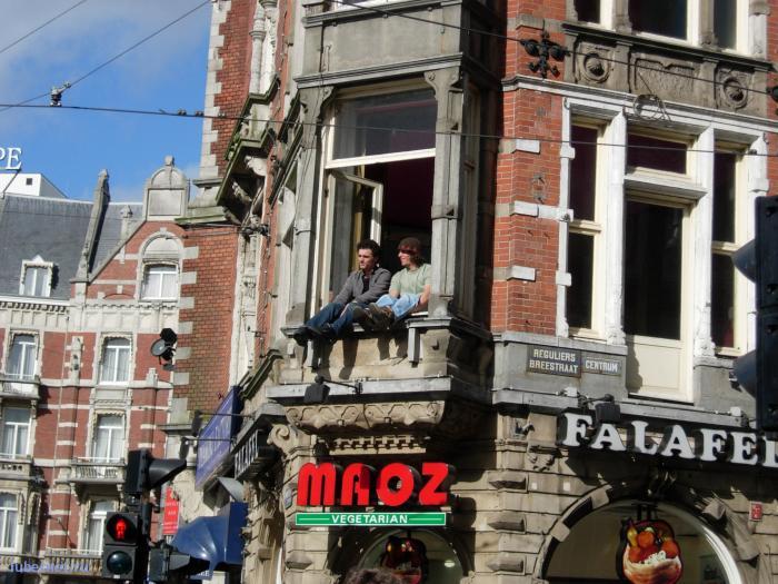Фотография: Амстердам - город свободных, пользователя: Enka