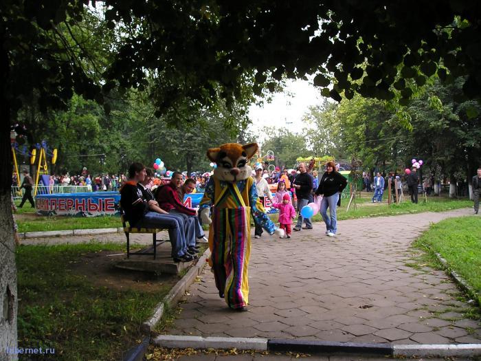 Фотография: Ростовые куклы в парке, пользователя: rindex