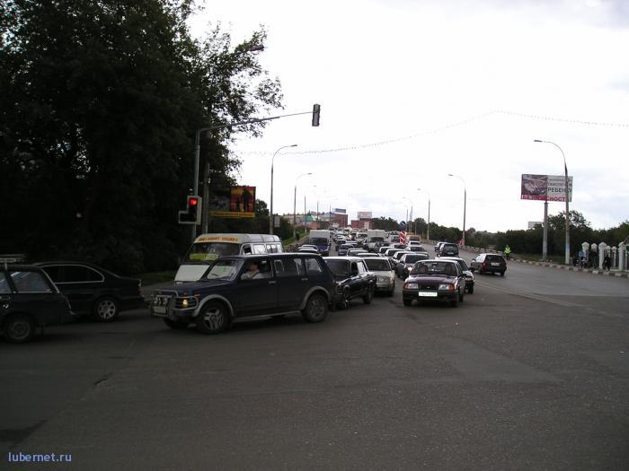 Фотография: Люберецкая пробка на День района3, пользователя: rindex