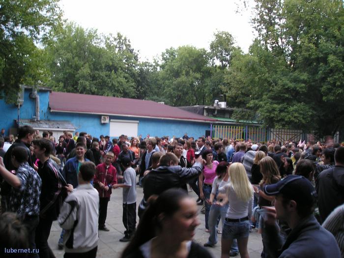 Фотография: Молодежная дискотека в самом разгаре!, пользователя: rindex