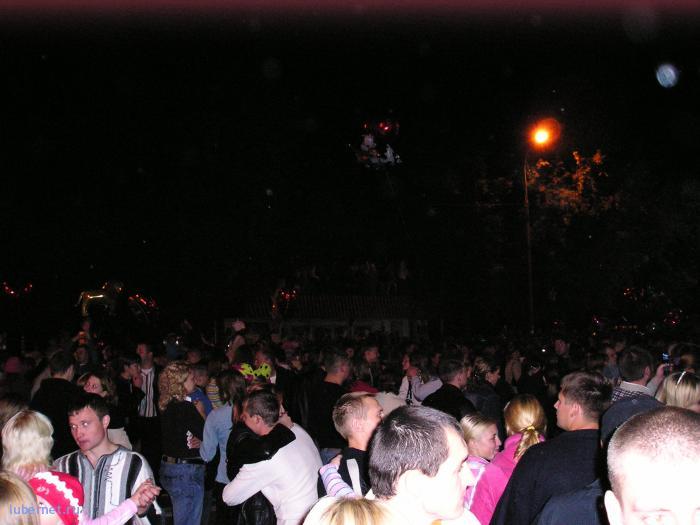 Фотография: Вечерняя дискотека на центральной площадке, пользователя: rindex