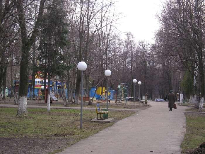 Фотография: Парк Культуры и Отдыха летом, пользователя: rindex