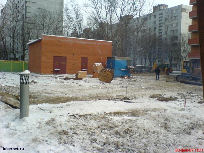 Фотография: Уборка территории, пользователя: rindex