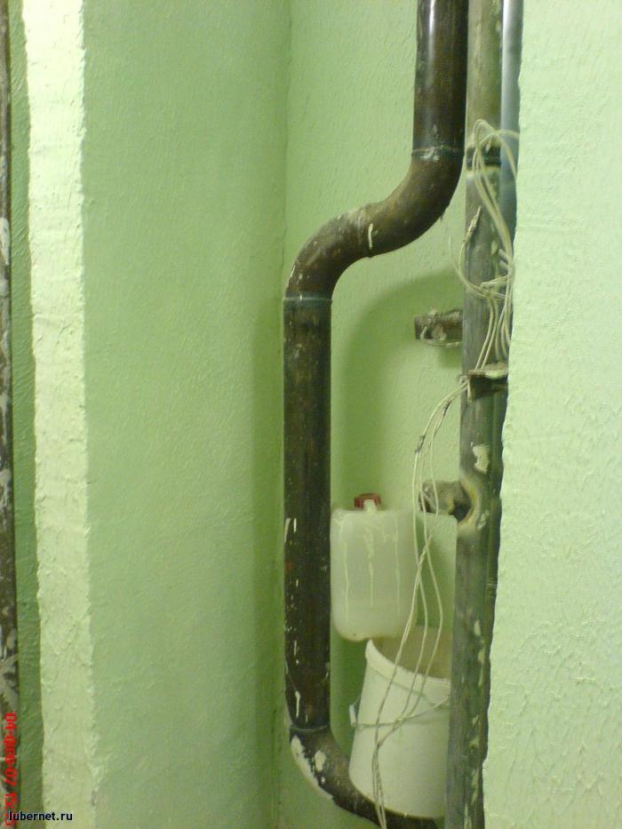 Фотография: трубы пока еще не прятали, пользователя: rindex