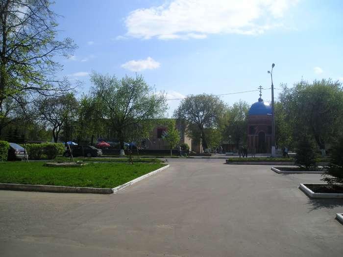 Фотография: Центр города., пользователя: rindex
