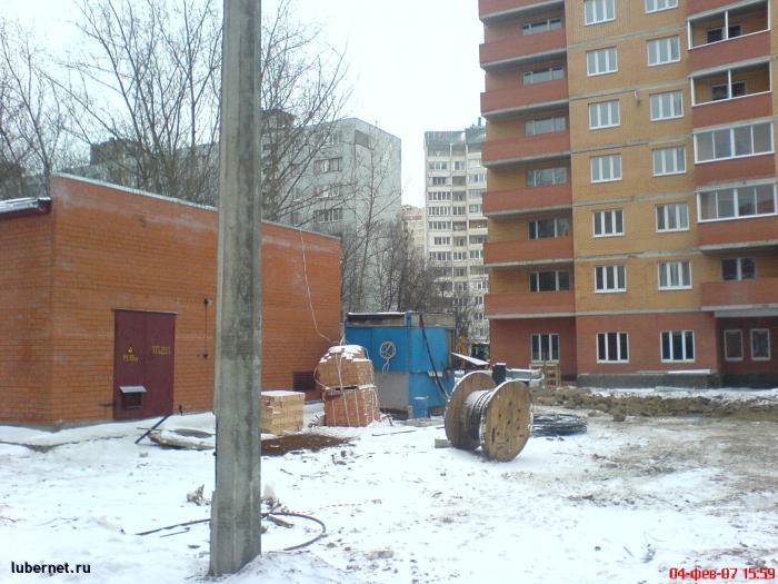 Фотография: на улице ведутся завершающие работы, пользователя: rindex