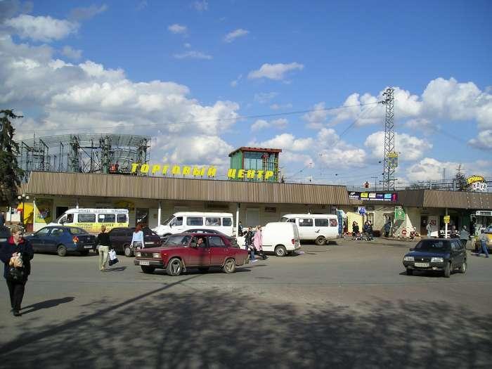 Фотография: Станция Люберцы-1. Южная часть города, пользователя: rindex