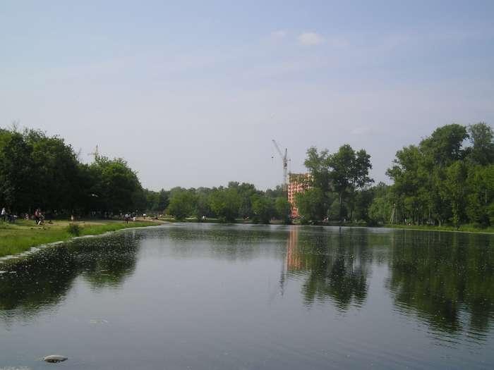 Фотография: Наташинские пруды. Л, пользователя: rindex
