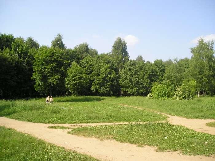 Фотография: Люберецкий парк около Наташинских прудов., пользователя: rindex