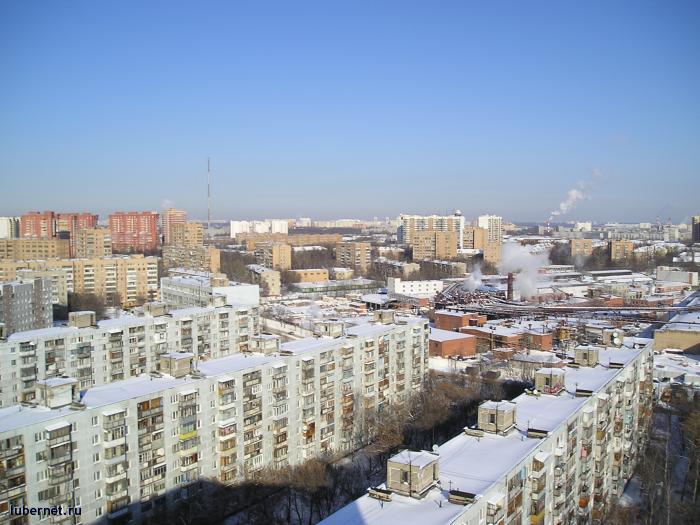 Фотография: Виды с крыши 43-го корпуса, пользователя: rindex