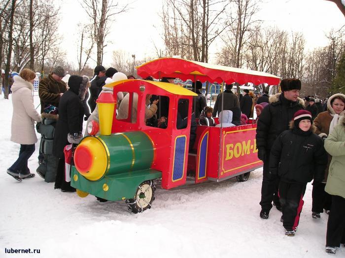 Фотография: Был даже детский паровозик, пользователя: rindex
