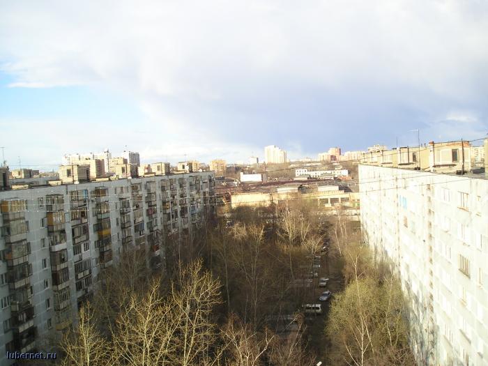 Фотография: Вид с балкона, пользователя: rindex