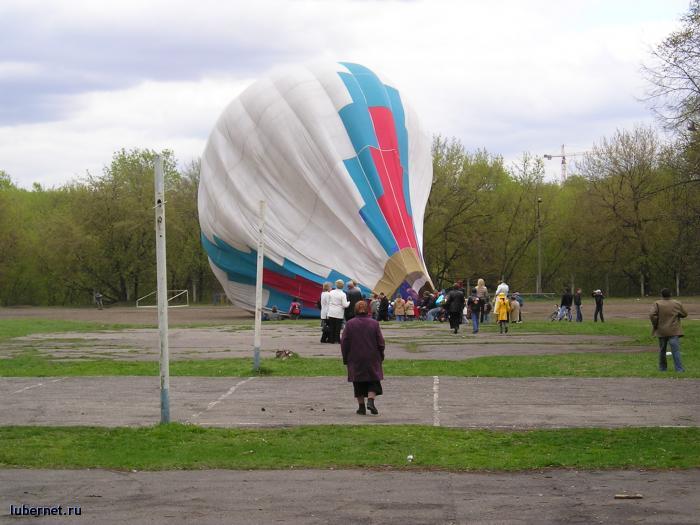 Фотография: Воздушный шар - начало, пользователя: rindex