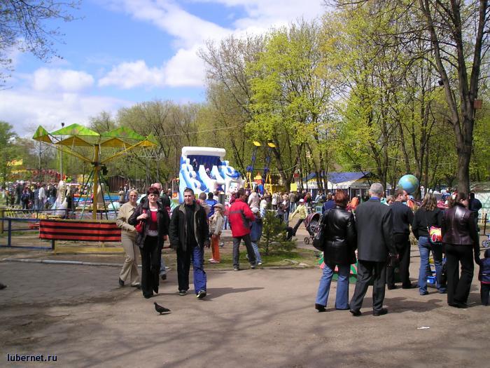Фотография: Центральный парк - гуляния, пользователя: rindex