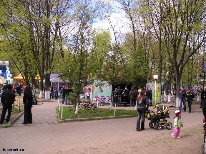 Фотография: Тир в парке пользуется популярностью!, пользователя: rindex
