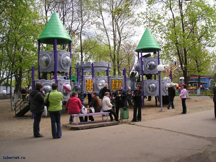 Фотография: Новая детская площадка в парке!, пользователя: rindex