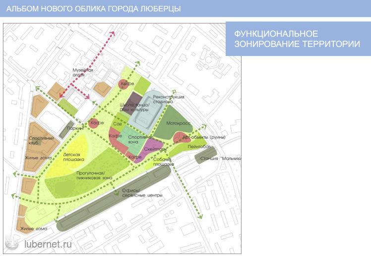 Фотография: Центральный парк города Люберцы, пользователя: rindex