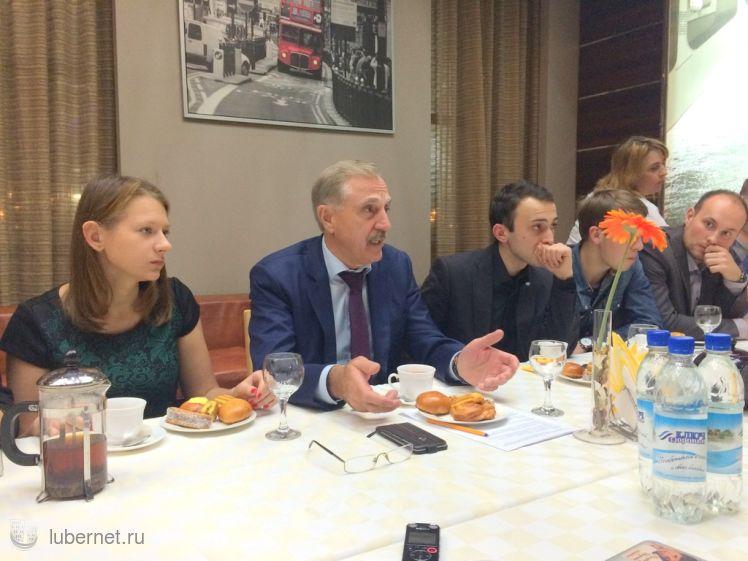 Фотография: Ружицкий и блоггеры, пользователя: rindex