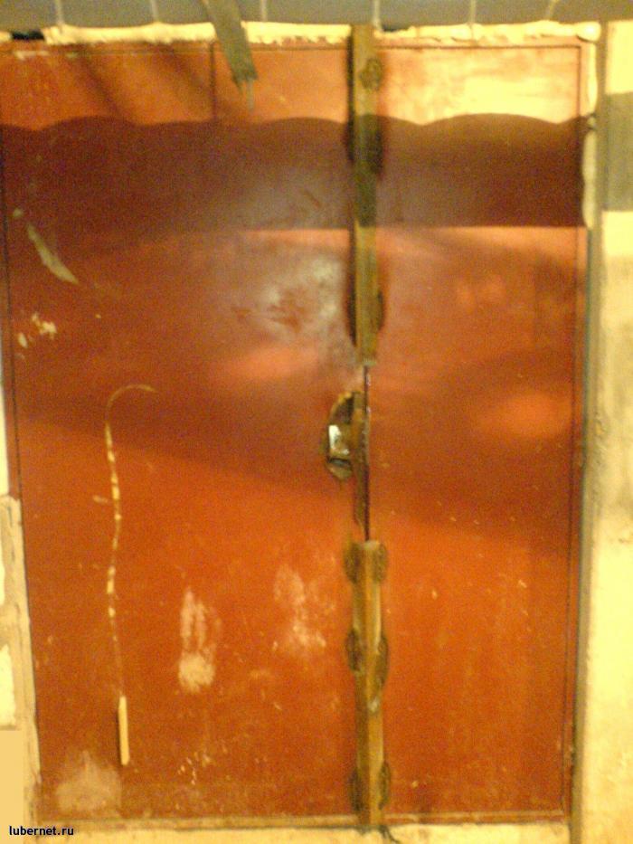 Фотография: Взлом двери в насосную станцию 43-го корпуса, пользователя: rindex