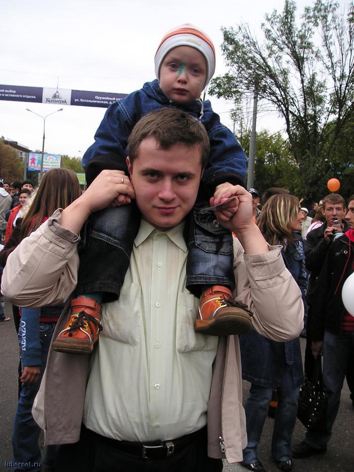 Фотография: Я со старшим сыном-Андреем, пользователя: rindex