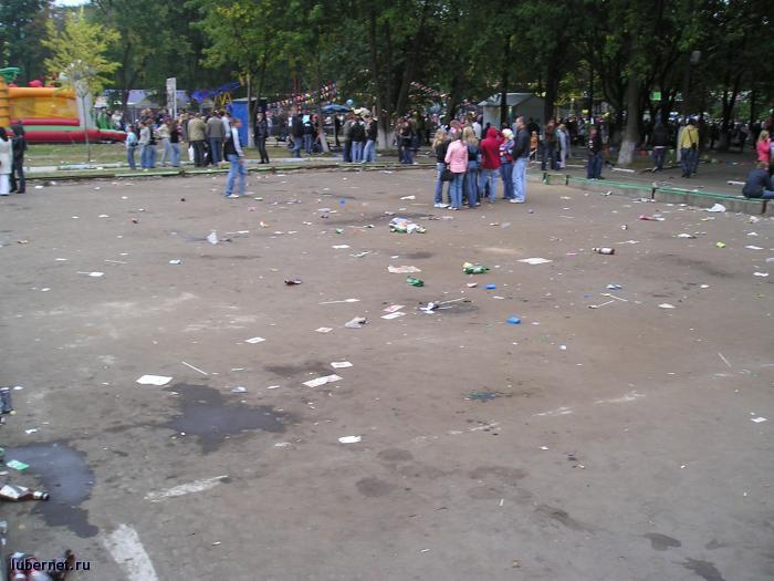 Фотография: Молодежная площадка после..., пользователя: rindex