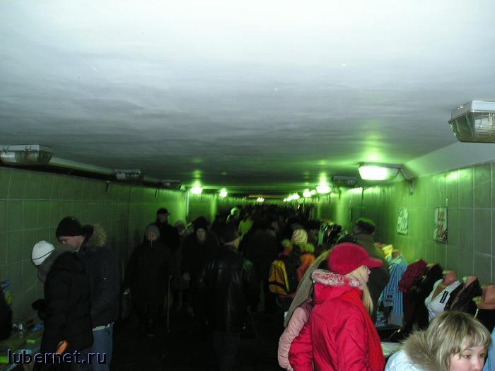 Фотография: Подземный переход, пользователя: rindex