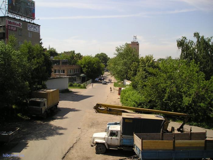 Фотография: улица Котельническая г.Люберцы, пользователя: rindex