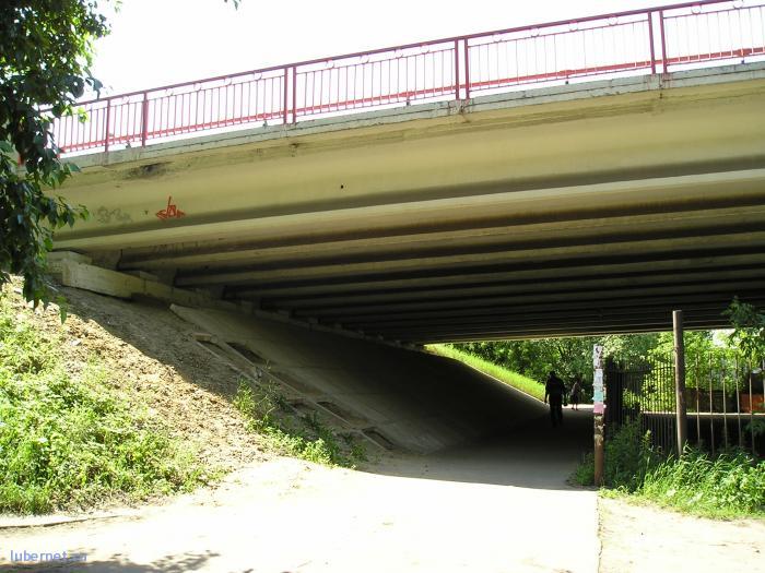 Фотография: Опасный переход под эстакадой (ост.Мальчики), пользователя: rindex