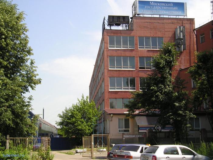 Фотография: МГУС в Люберцах, пользователя: rindex