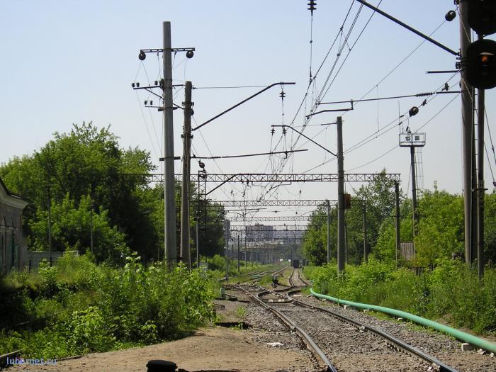 Фотография: станция Мальчики г.Люберцы, пользователя: rindex