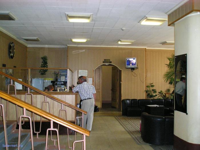Фотография: Внутри гостиницы Подмосковная г.Люберцы, пользователя: rindex