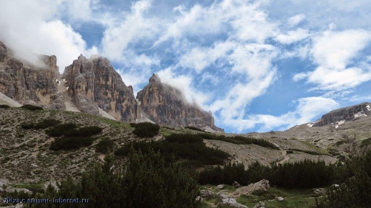 Фотография: Дорога на перевал, пользователя: Лёха с вышки
