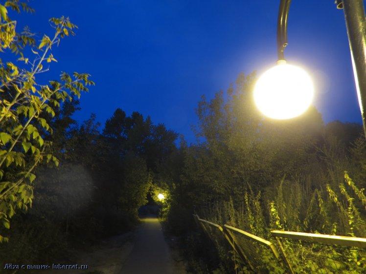 Фотография: Дорожка к Новорязанке, пользователя: Лёха с вышки