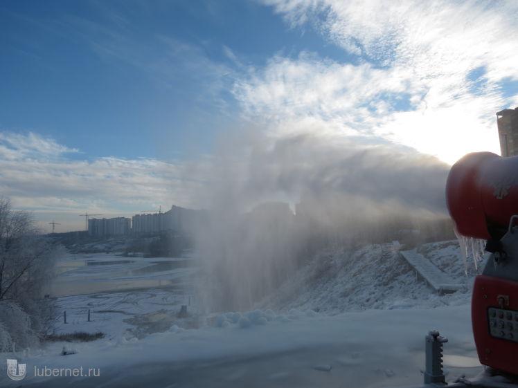 Фотография: Ускоряем наступление зимы, пользователя: Лёха с вышки