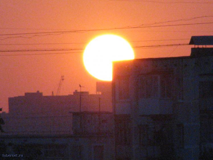 Фотография: Закат из здания ЦДБ, пользователя: Дарья