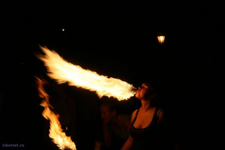 Фотография: поцелуй с огнем, пользователя: mashka-bu